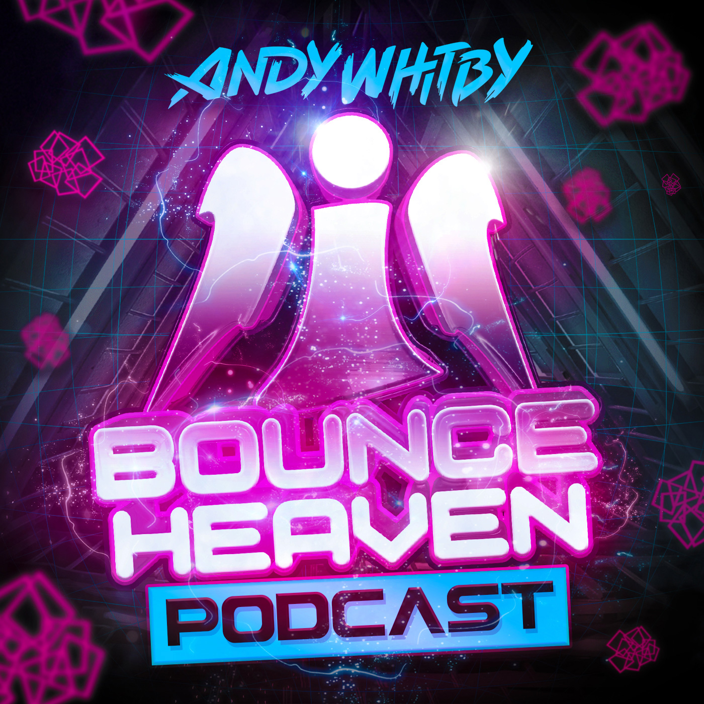 Andy Whitby's BOUNCE HEAVEN Image