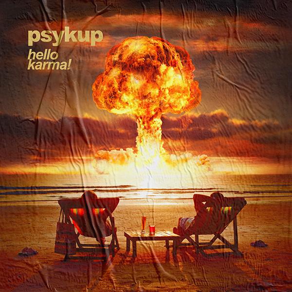 'Hello Karma' - New Album Out now ! Image
