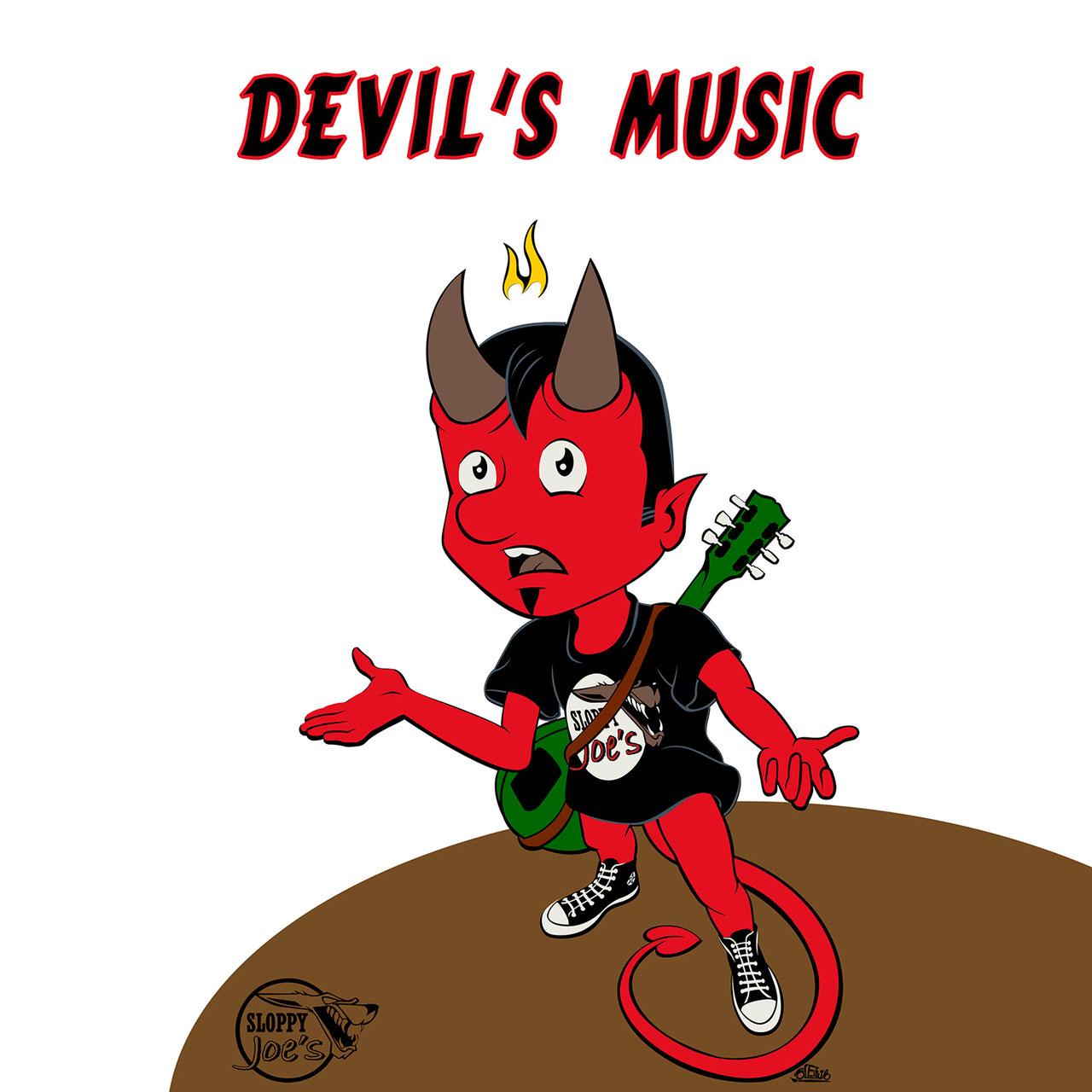 DEVIL'S MUSIC (Album) Image