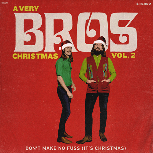 A Very BROS Christmas, Vol. 2 Image