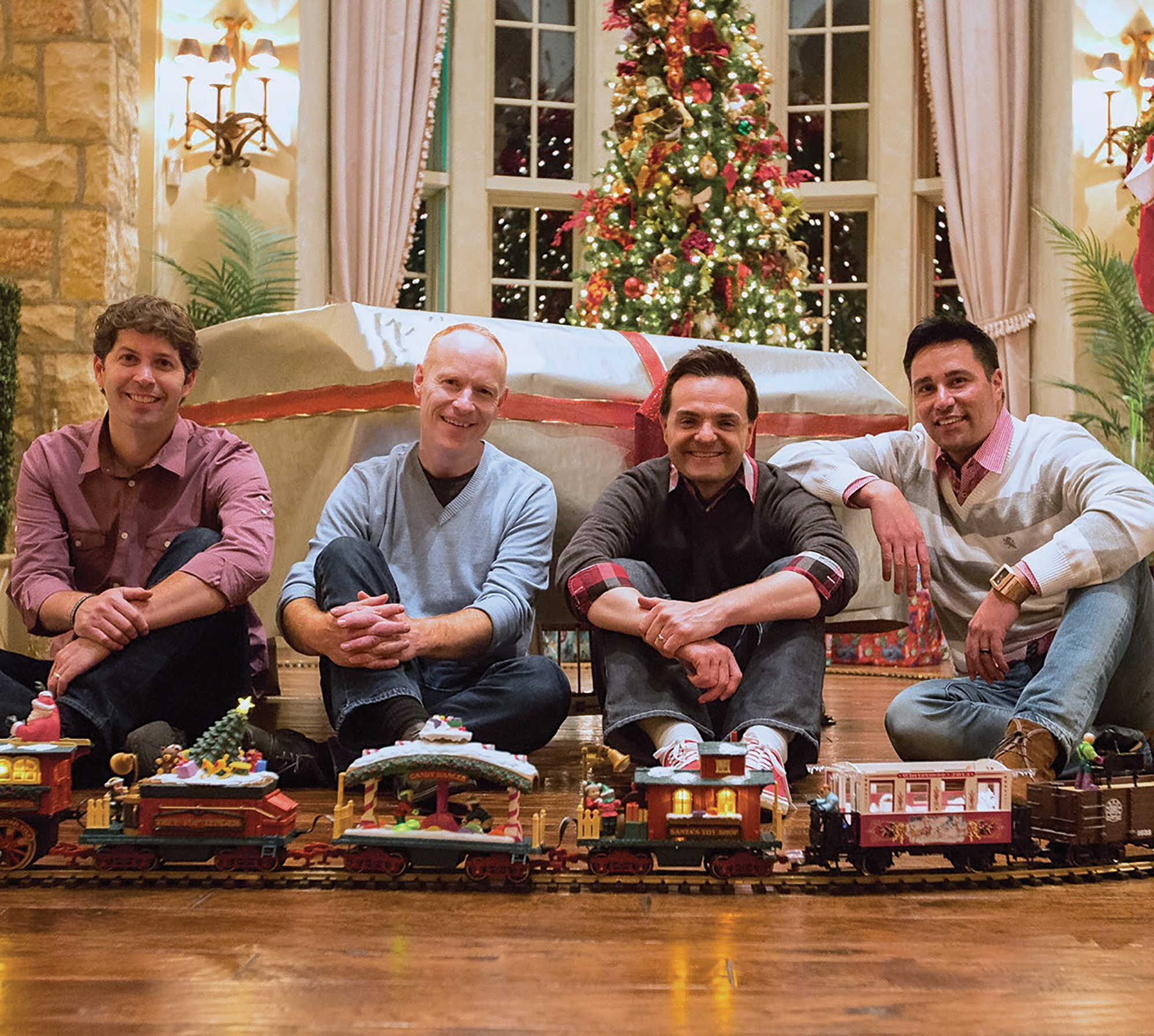 win tickets to see the piano guys live plus this tpgchristmas prize pack