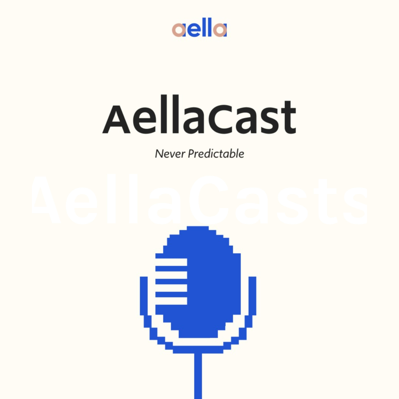 "AellaCast   Episode 1 - ""The Genesis"" Image"