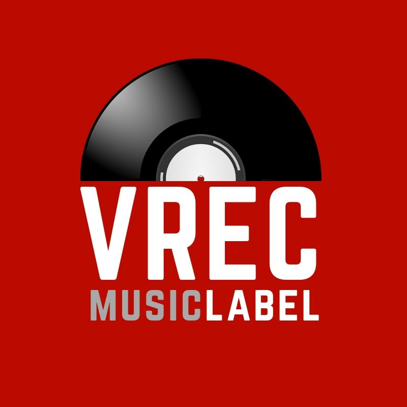 Vrec Music Label Store Logo