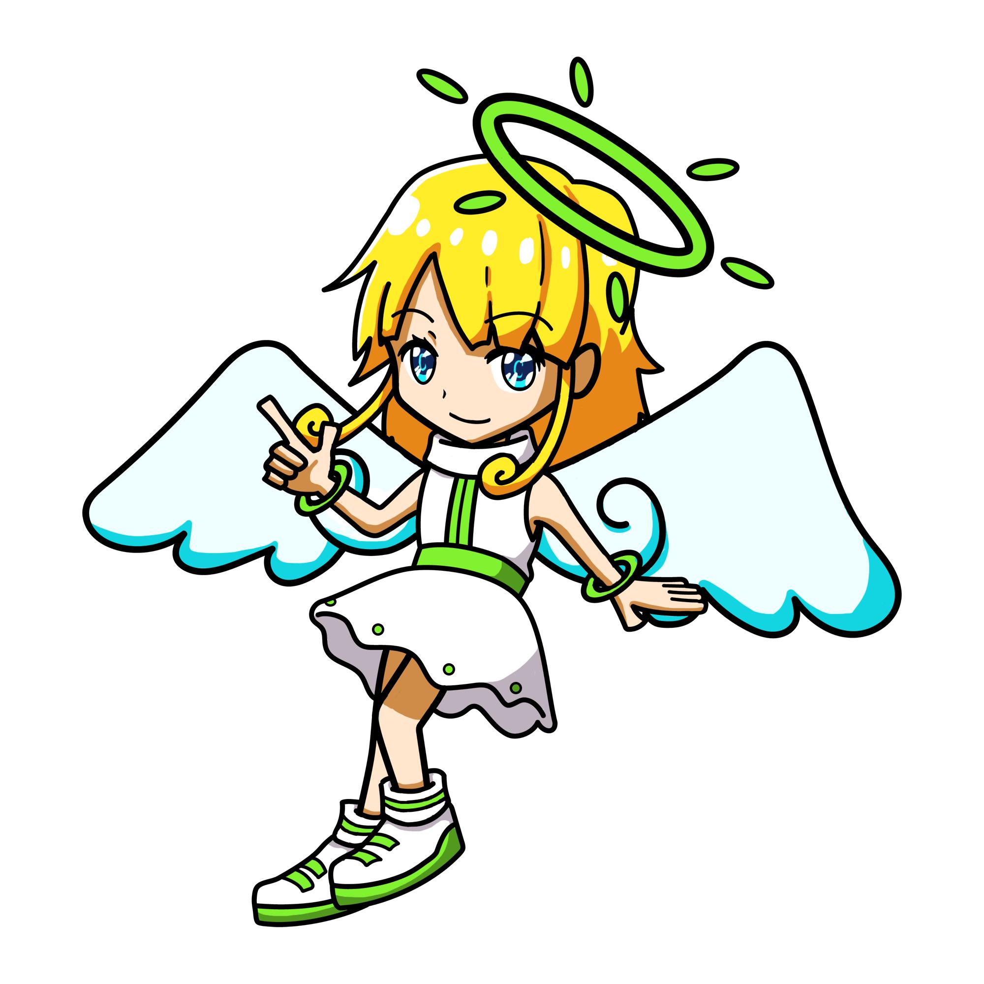 Angel Girl Image