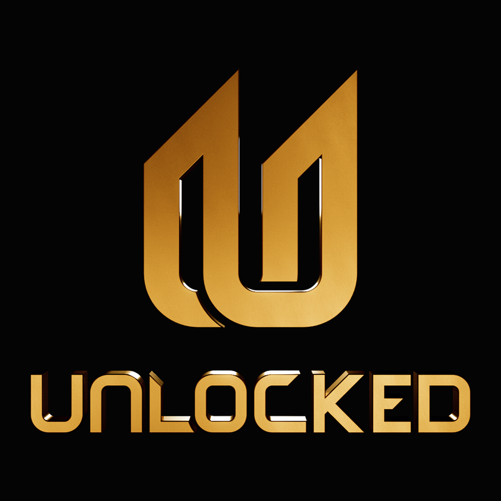 UNLOCKED PLAYLIST Logo
