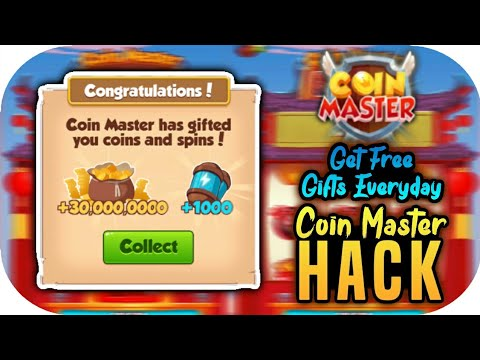 Coin Master Hack 2021 Free Coins and Spins Image