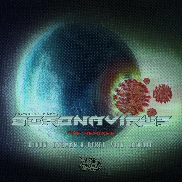 Corona Virus - The Remixes Image