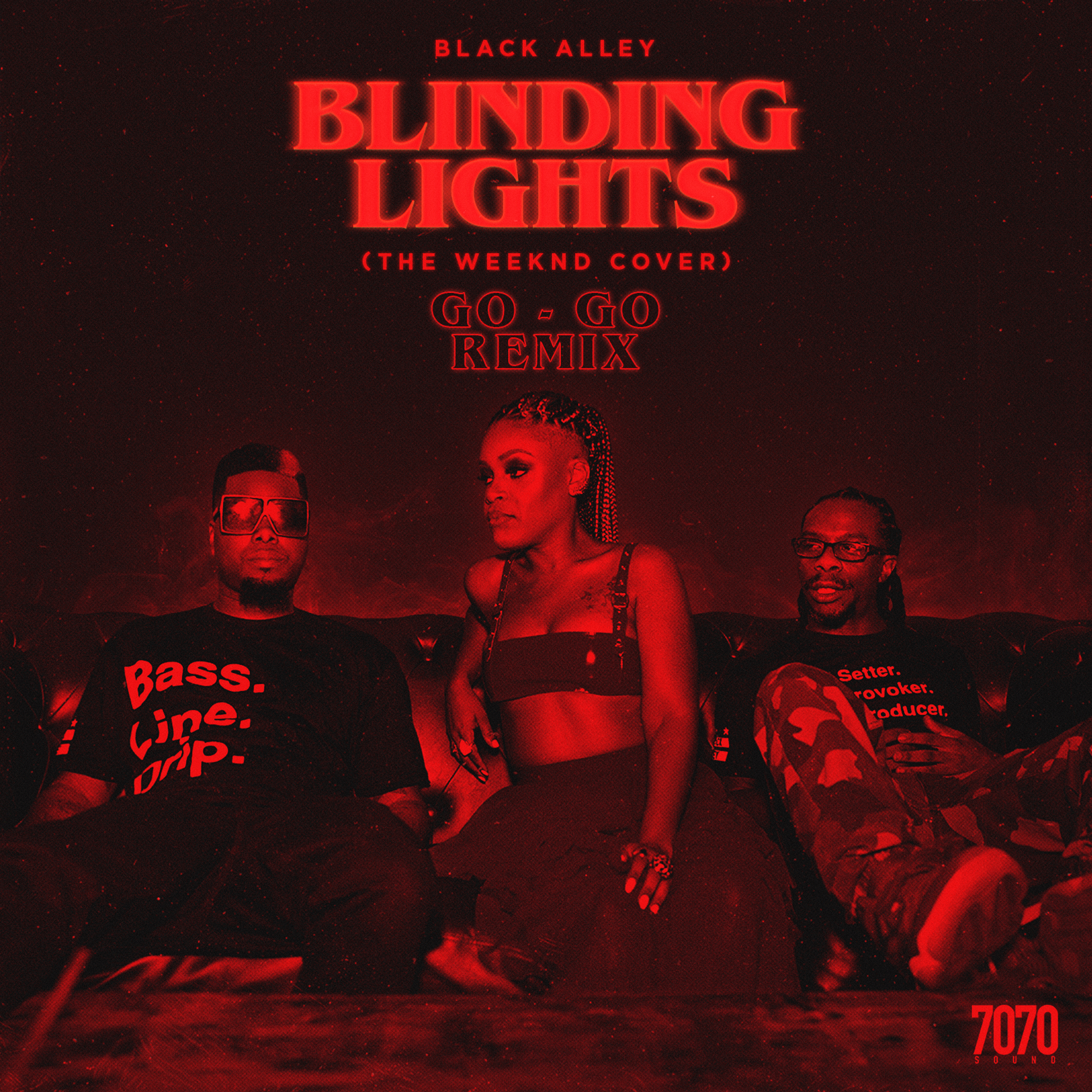 Blinding Lights (The Weeknd Cover) Go - Go Version Image