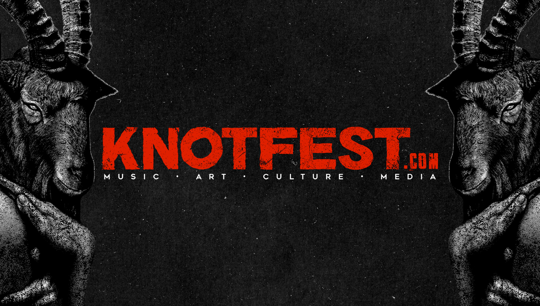 KNOTFEST premiere of 'EVERBLACK' short film  Logo