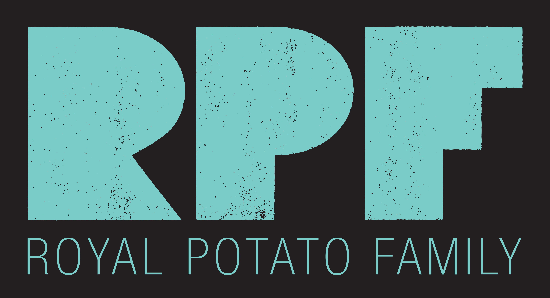 Royal Potato Family Logo