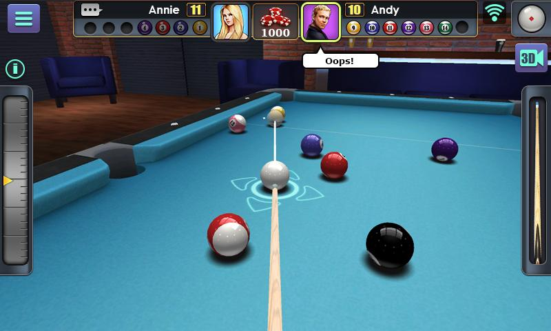 3d Pool Ball Chips Coins Generator