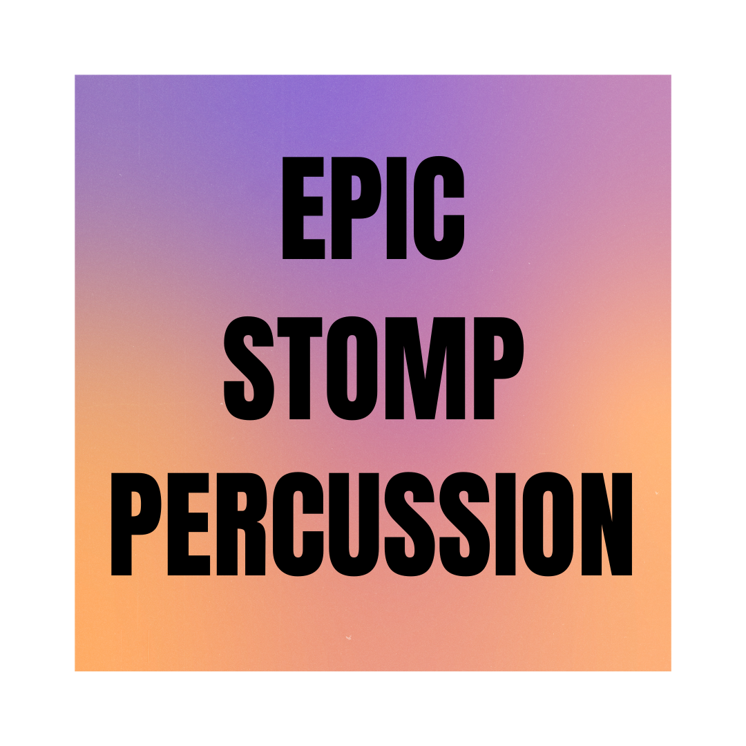 Epic Stomp Percussion Image