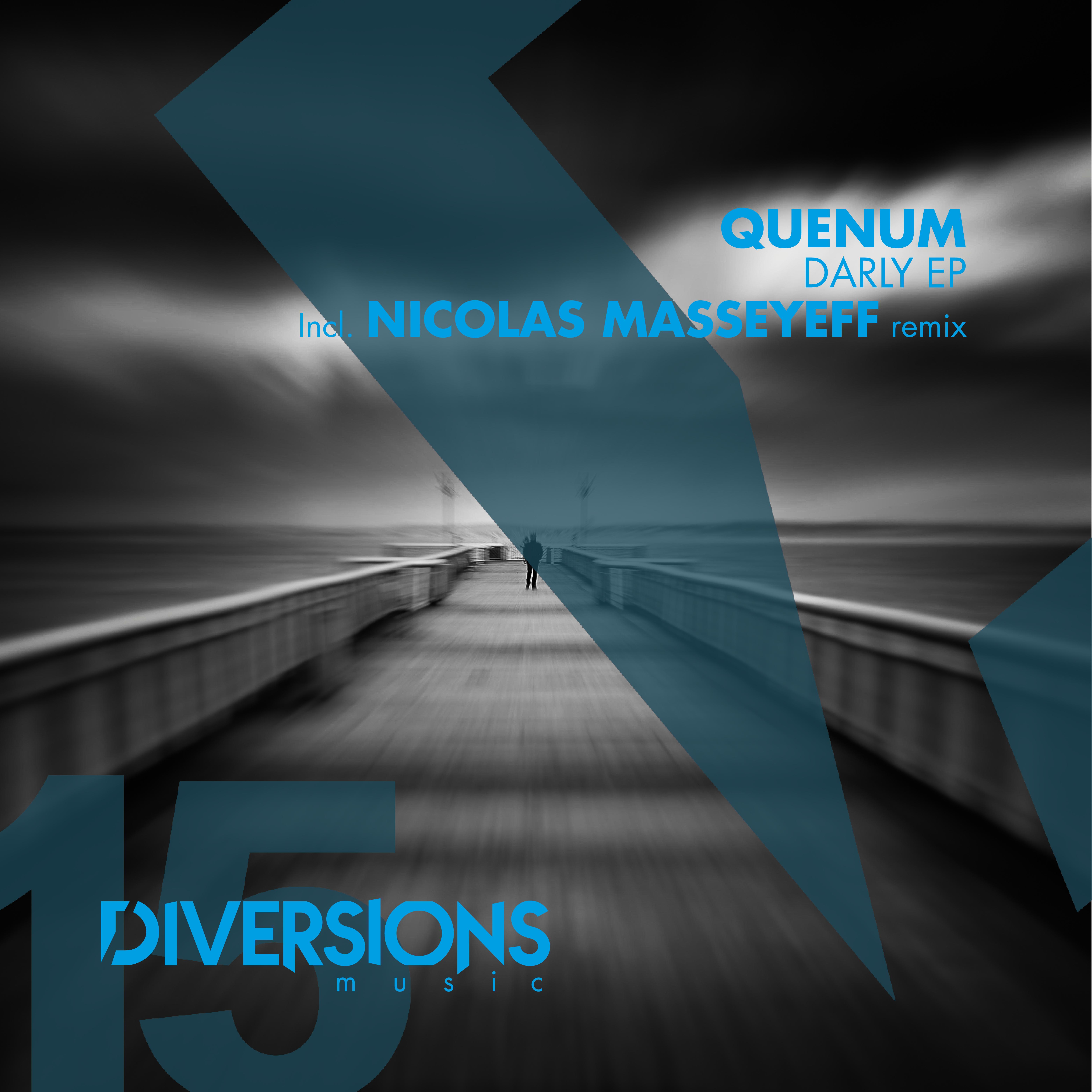 Quenum - Darly EP  Image