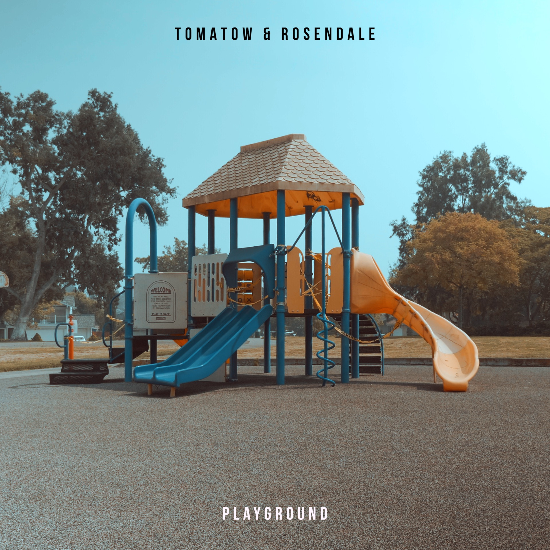Playground (Official Audio) Image