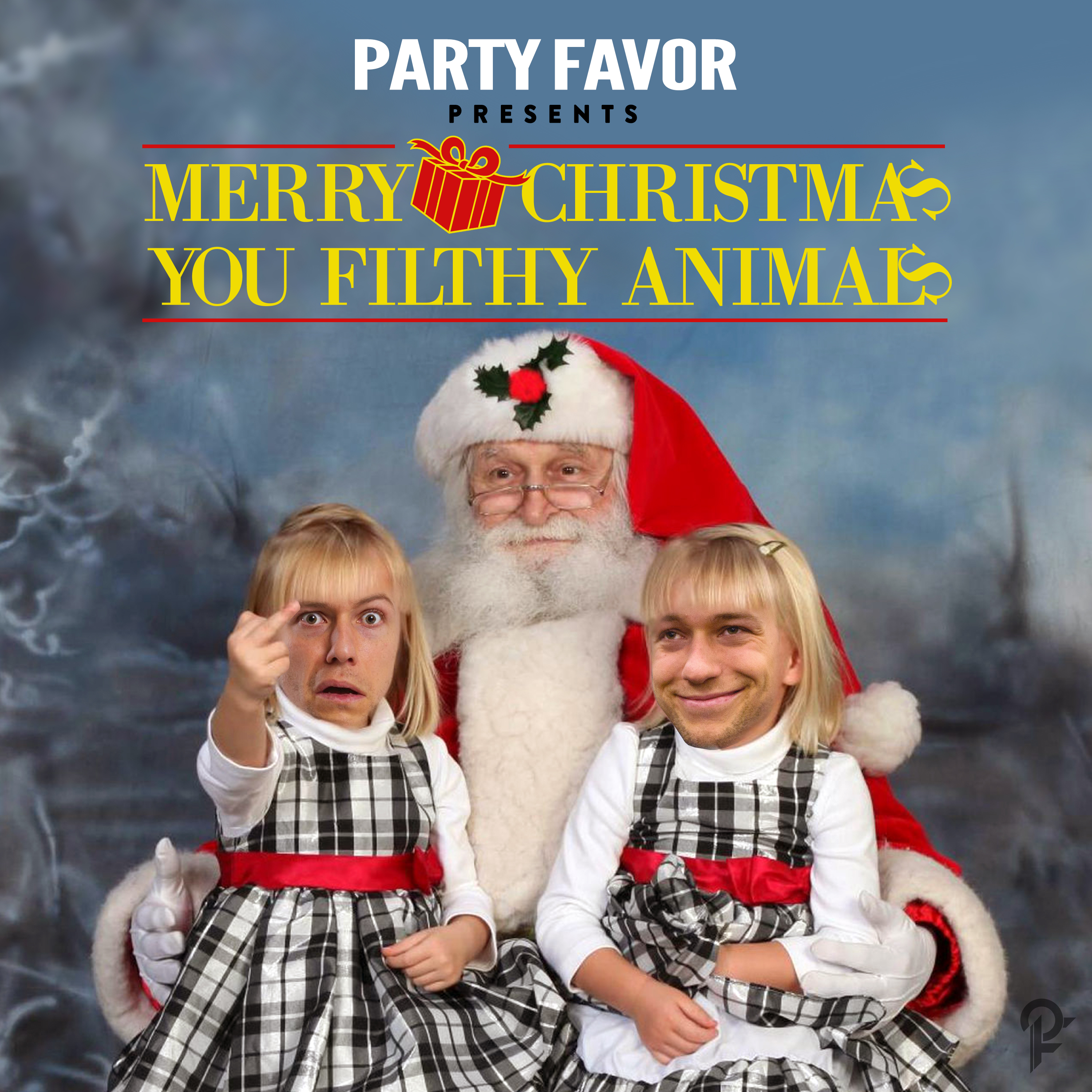 Merry Christmas You Filthy Animals.Merry Christmas You Filthy Animals By Party Favor Free