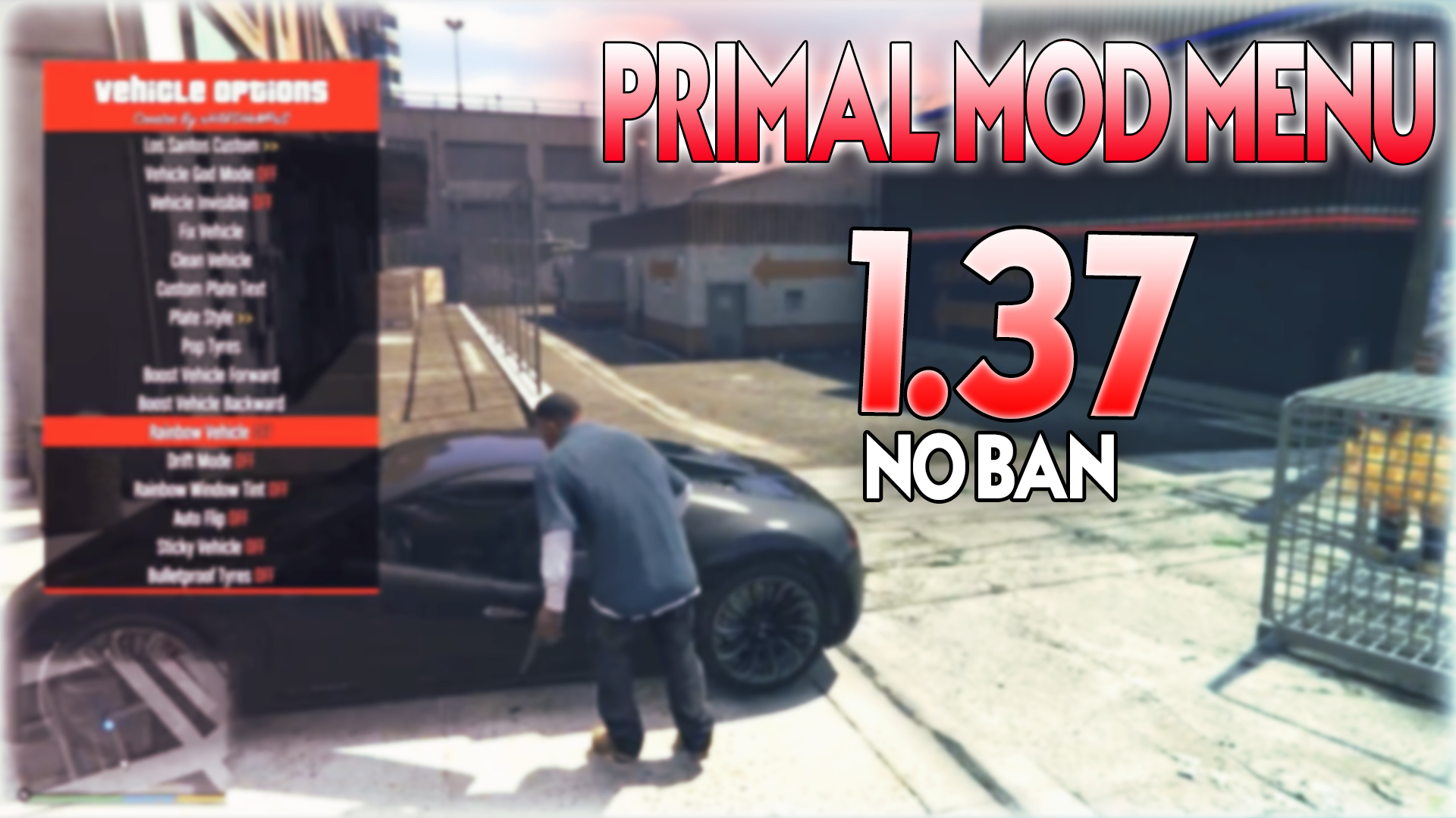 GTA 5 ONLINE UNDETECTABLE MOD MENU 1 37 INFAMOUS by DenchModz Free on ToneDen