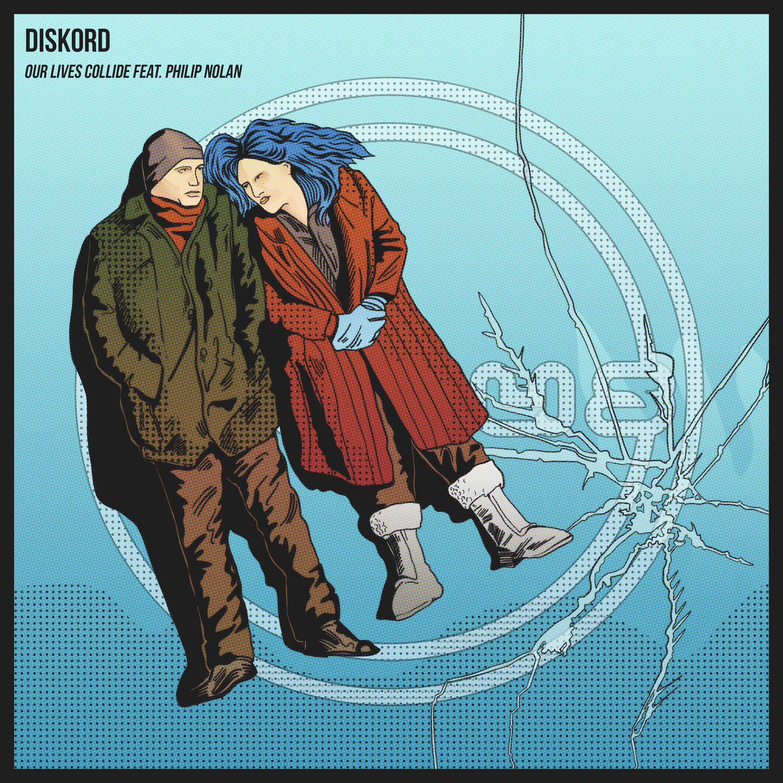 """DISKORD """"Our Lives Collide"""" ft. Philip Nolan ile ilgili görsel sonucu"""