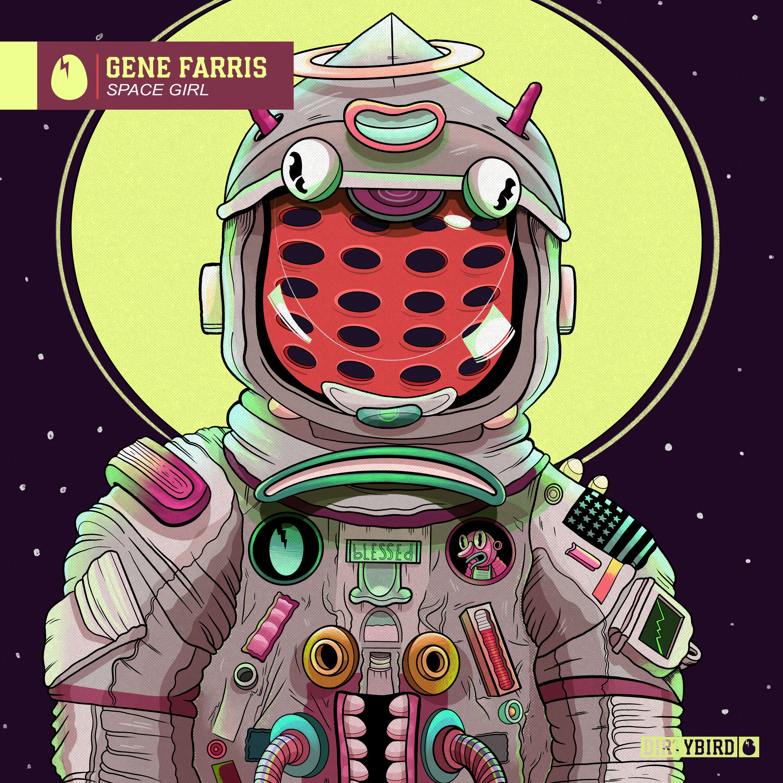 Gene Farris - Space Girl Image