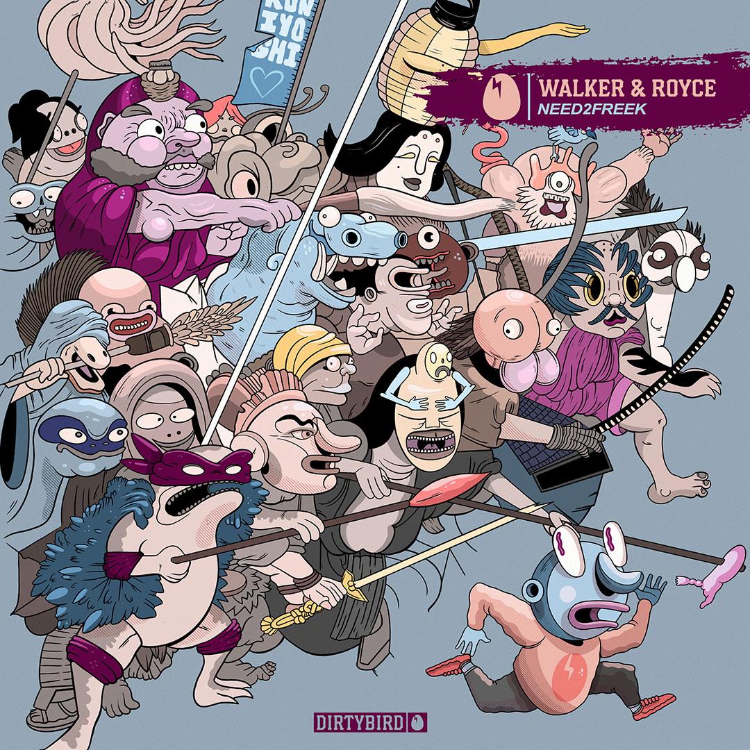 Walker & Royce - Need2Freek Image