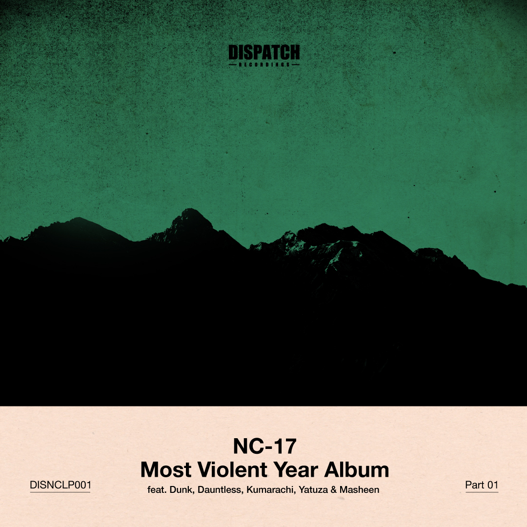 Most Violent Year Album Part 1 from Dispatch Recordings Image