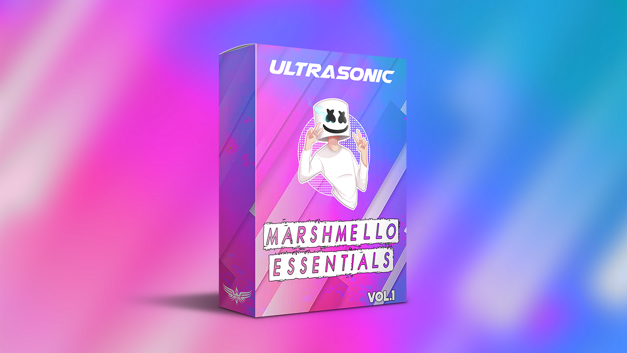 MARSHMELLO IN UNDER 5 MINUTES + SAMPLE PACK by Ultrasonic
