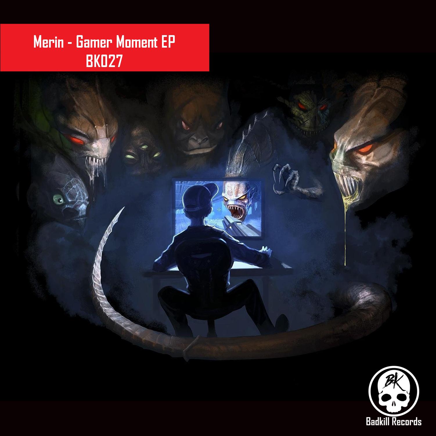 BK027 Merin - Gamer Moment EP Image