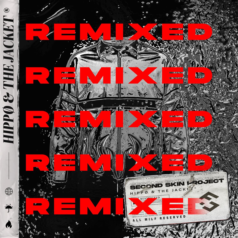 HIPPØ & THE JACKET - RAW gtr (ESKHA Remix) Image