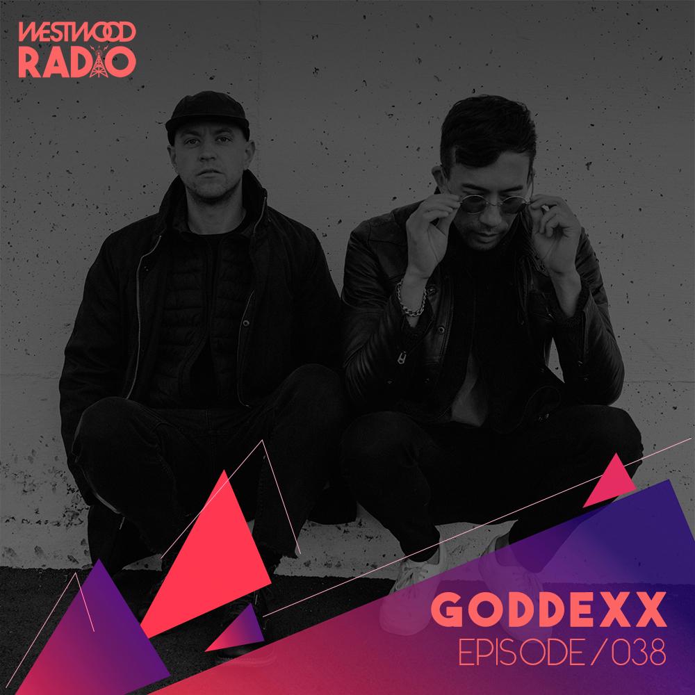 Westwood Radio 038 - Goddexx Image