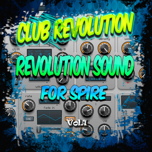 Spire Vst Presets Bank Revolution Sound For Spire Vol 1 by Club