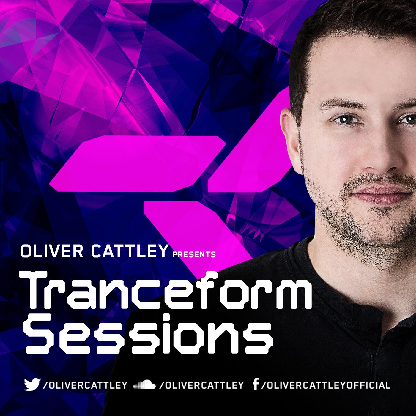 Oliver Cattley - Tranceform Sessions Image