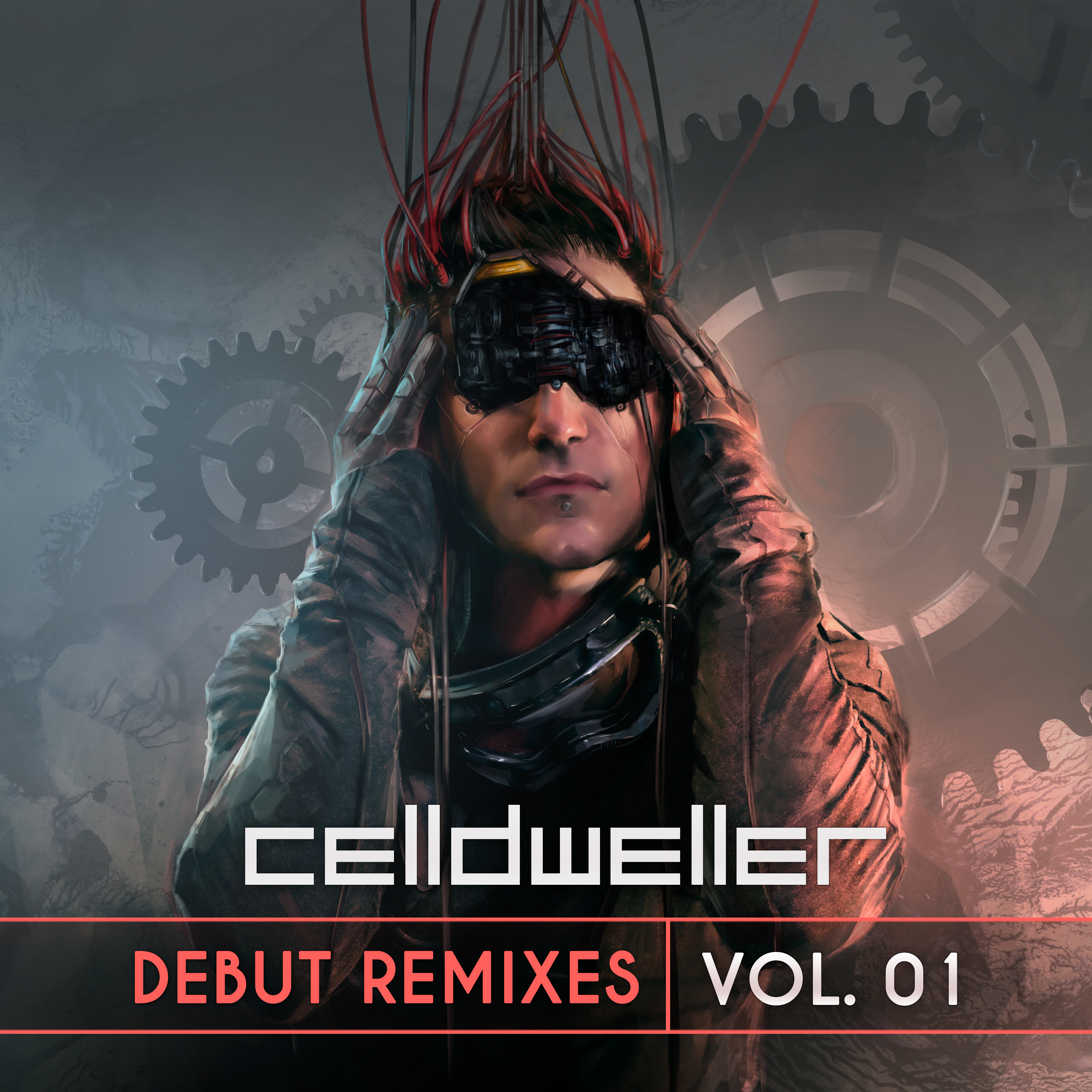 Celldweller - Debut Remixes Vol. 01 Image