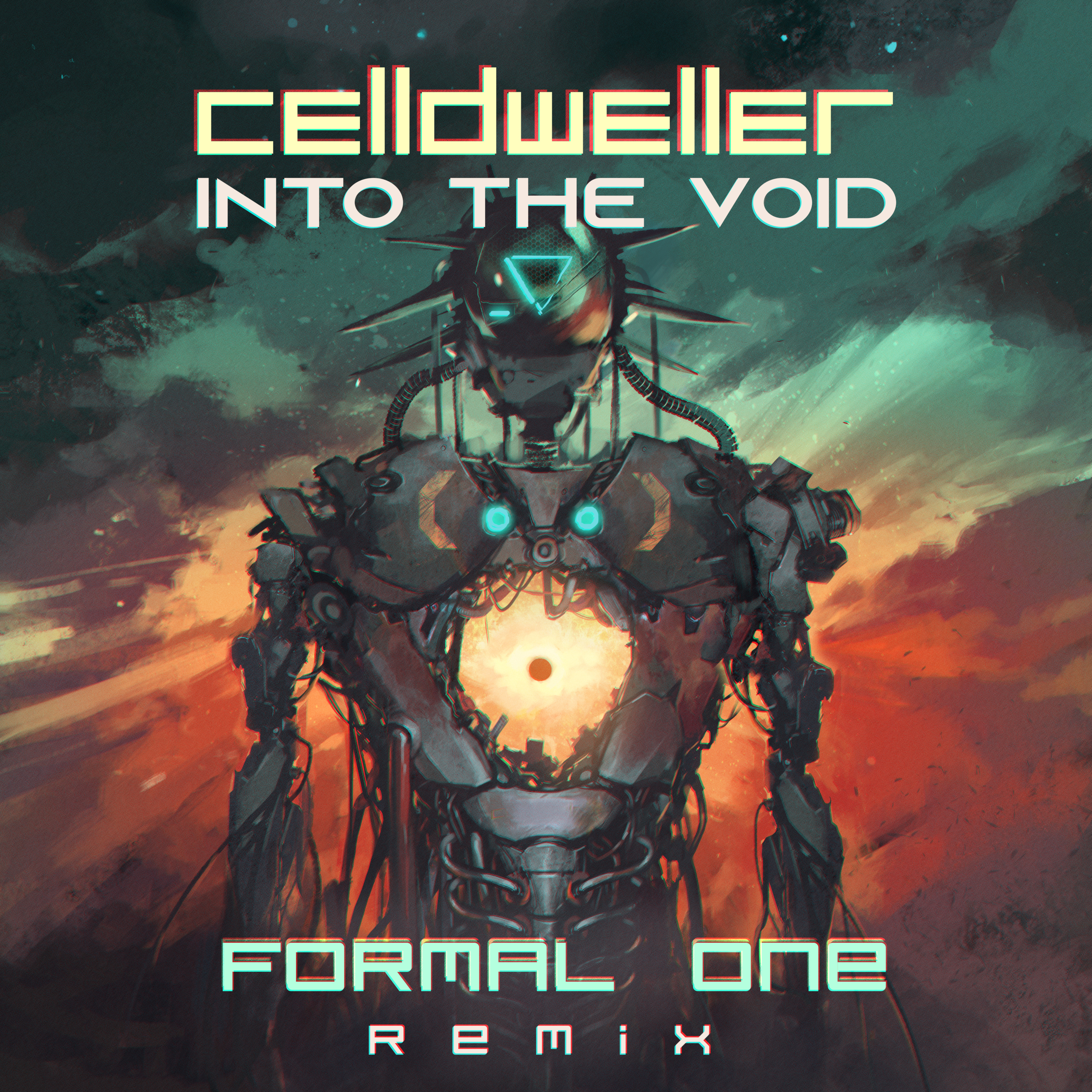 Celldweller - Into The Void (Formal One Remix) [Single] Image