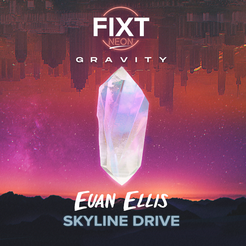 Euan Ellis - Skyline Drive (Single) Image