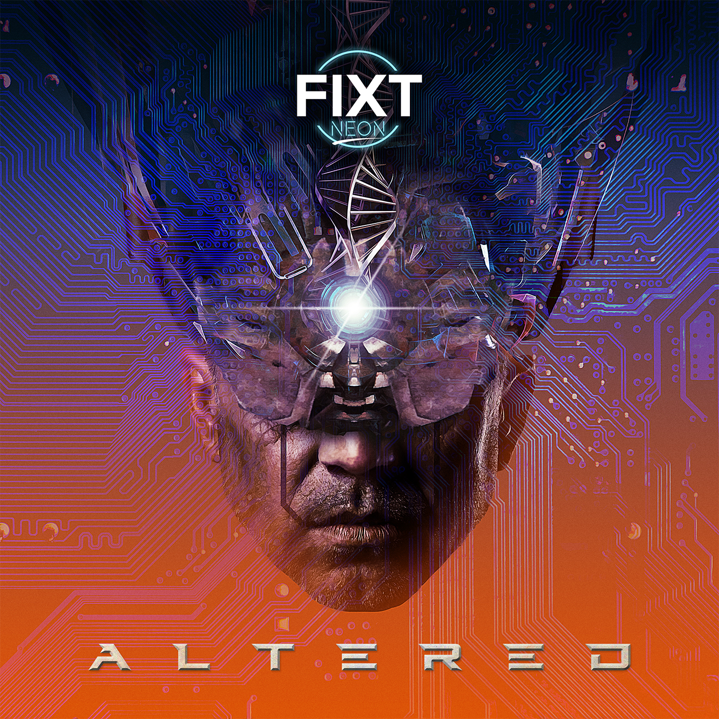 FiXT Neon: Altered (Compilation) Image