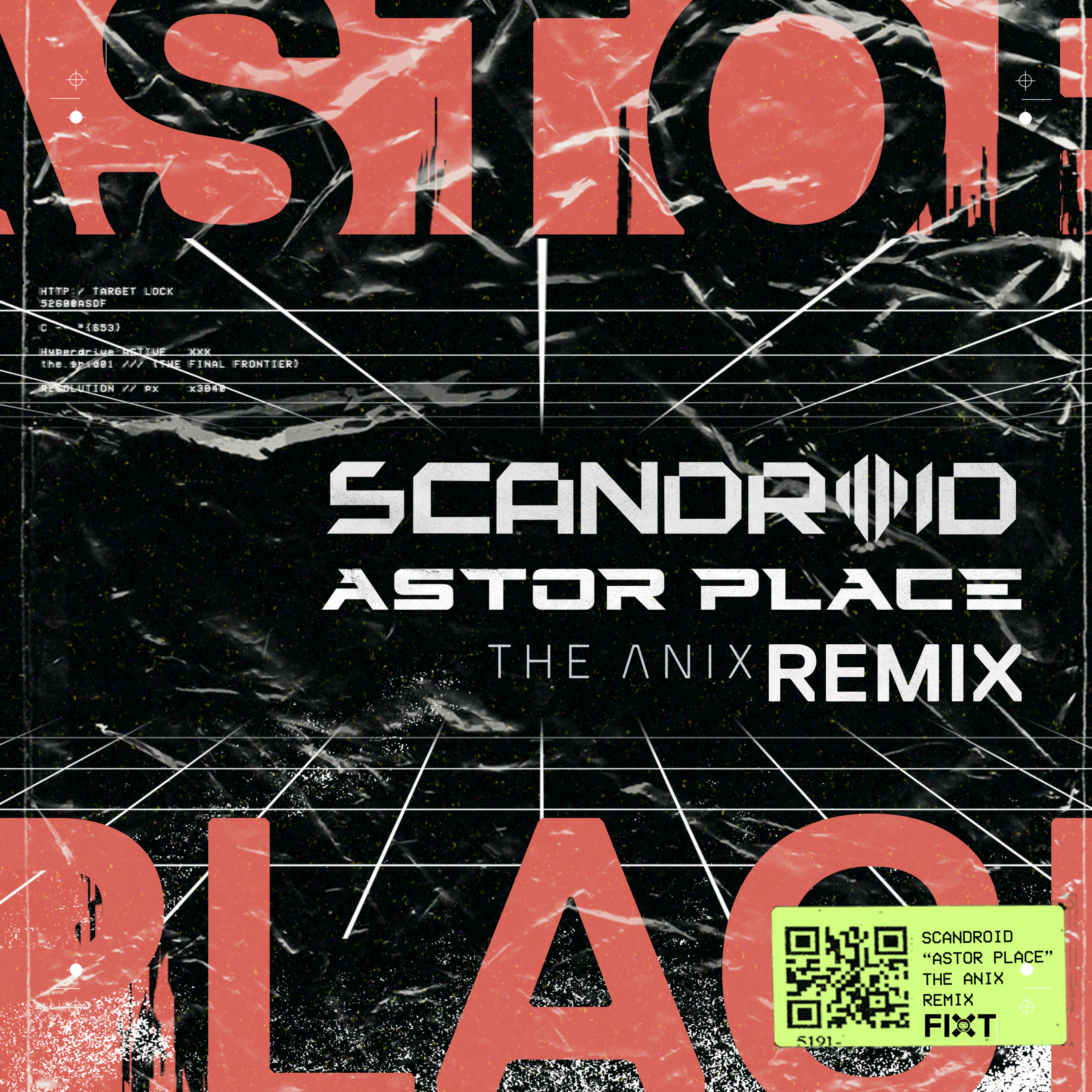 Scandroid - Astor Place (The Anix Remix) [Single] Image