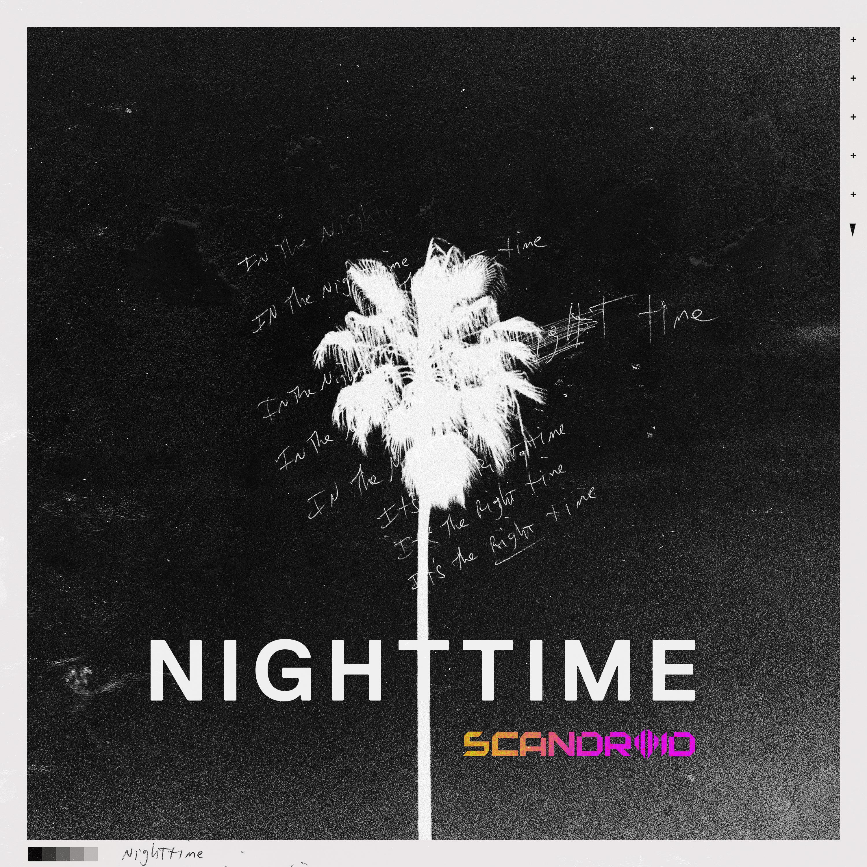Scandroid - Nighttime (Single) Image