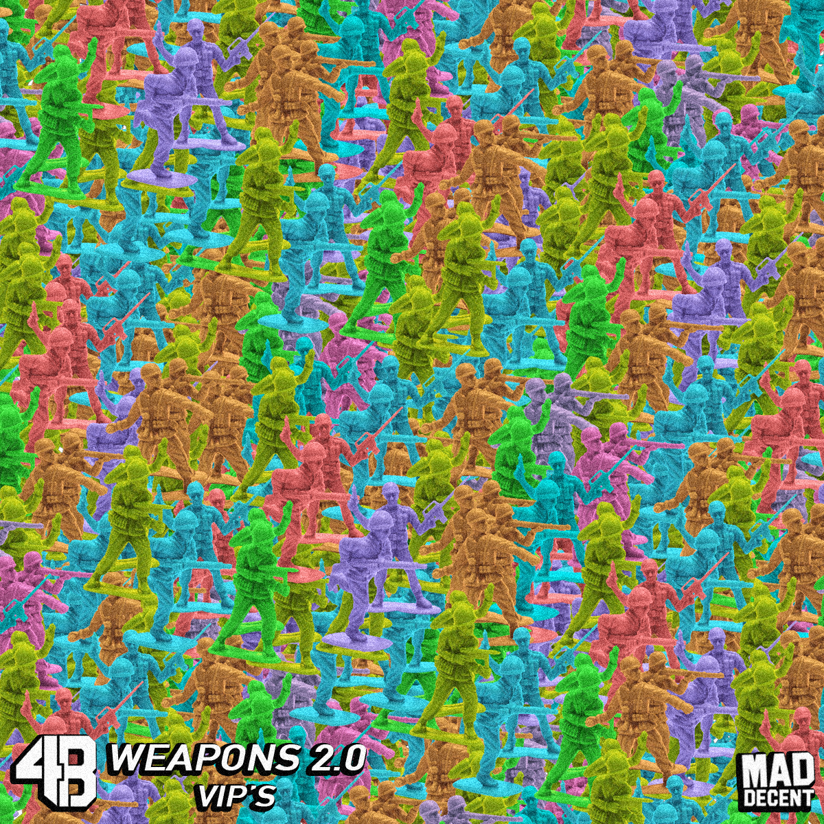4B - Weapons 2 0 (VIP's) by Mad Decent - Free download on