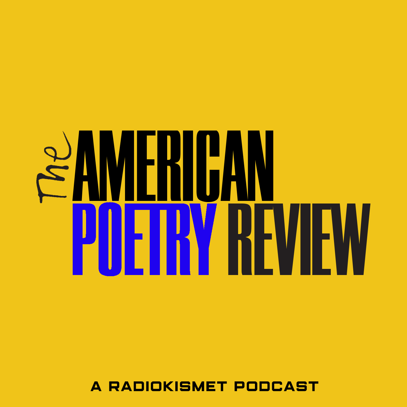 The American Poetry Review Image