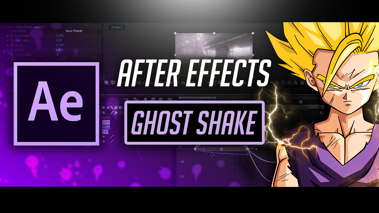 Ghost Shakes | After Effects by Pro Edits - Free download on