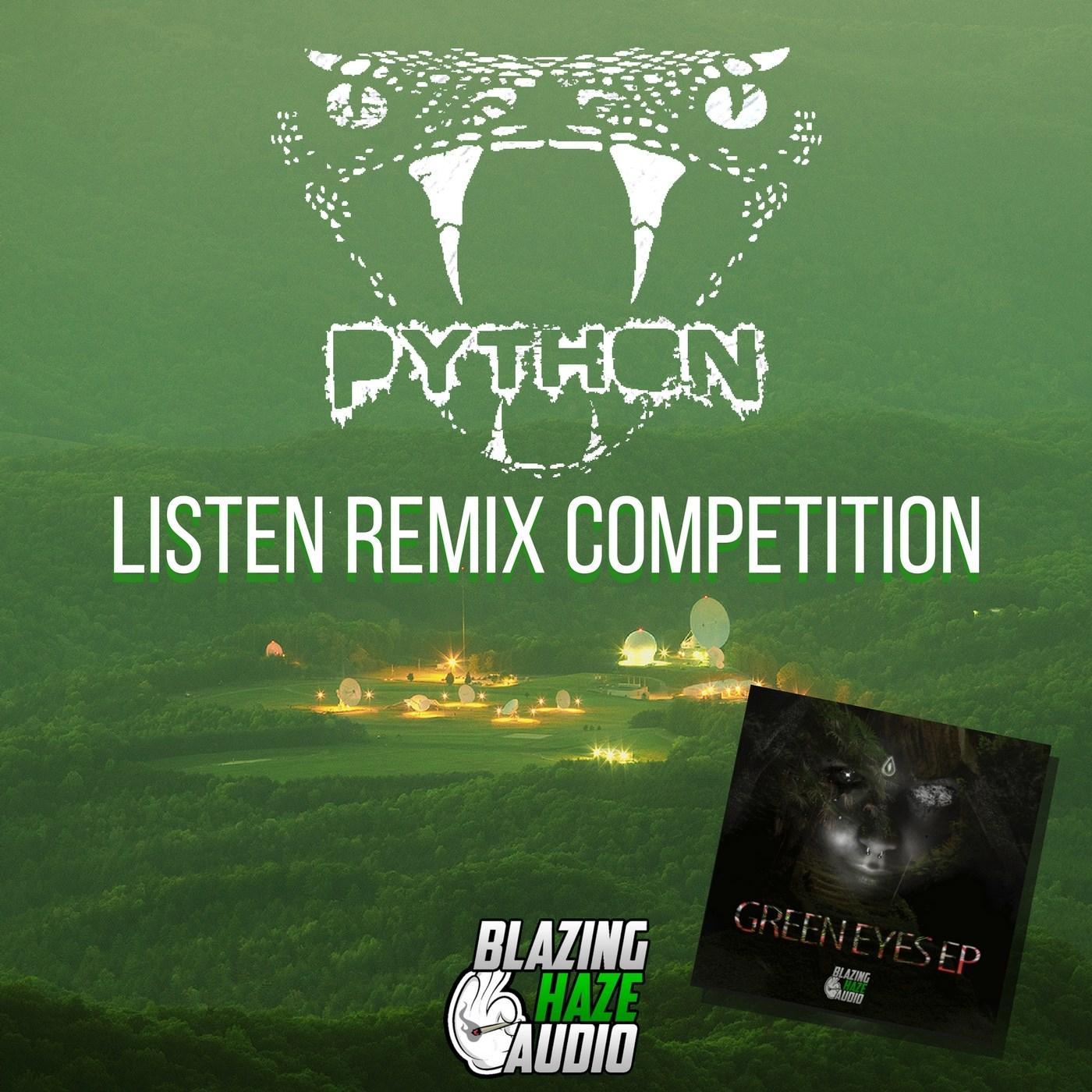 Python - Listen STEMS (Blazing Haze Audio) by Blazing Haze Audio